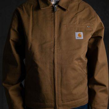 5e027b9601d Carhartt OG Detroit Jacket, Hamilton Brown